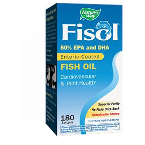 Super Fisol 90 Softgels by Nature's Way
