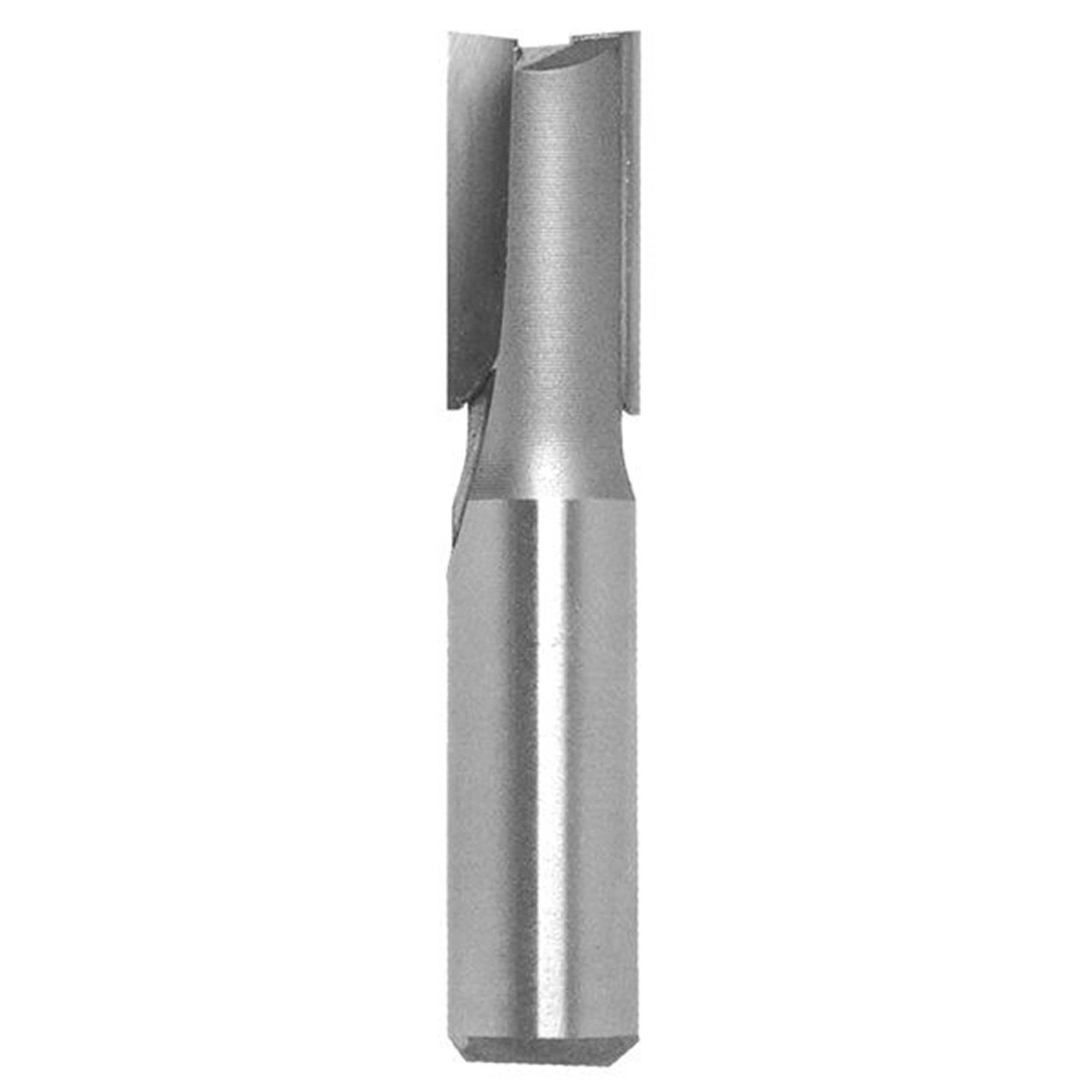 1065A Straight Cut Double Flute Router Bit 31/64