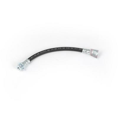 Omix-ADA Rear Brake Line, Stainless Steel, Lifted Height of 2 Inch to 4 in. - 16733.34
