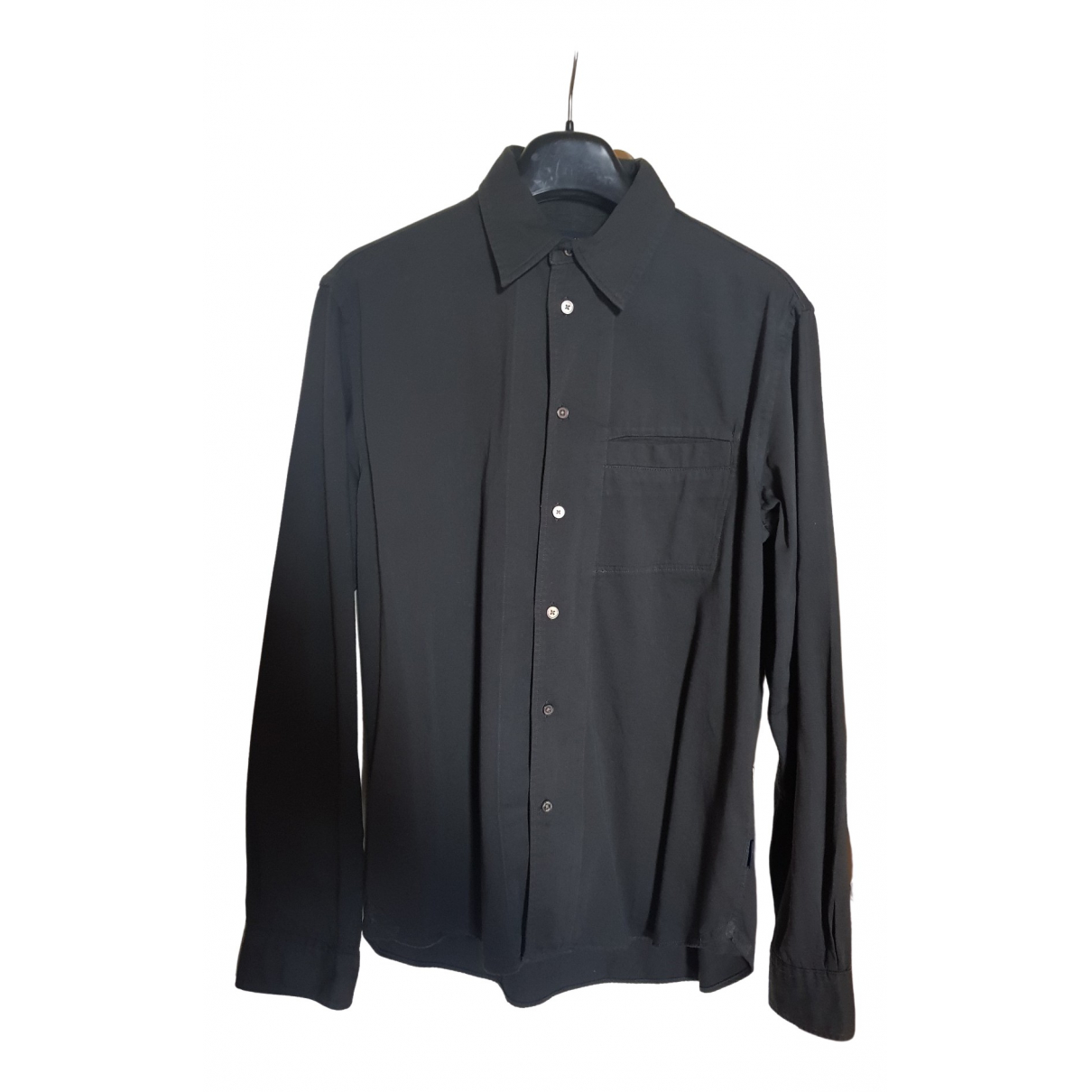 Paul Smith \N Black Cotton Shirts for Men M International