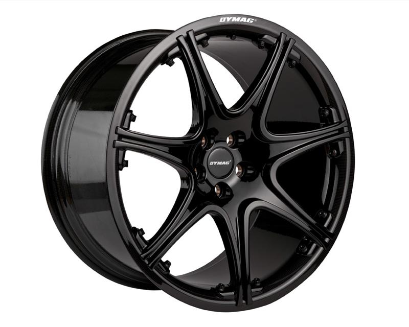 Dymag DYM-7X_CW3765-CW3766 Carbon 7X Wheel Package 20x9 | 20x12 Lamborghini Aventador LP 700-4 SV AWD 2016