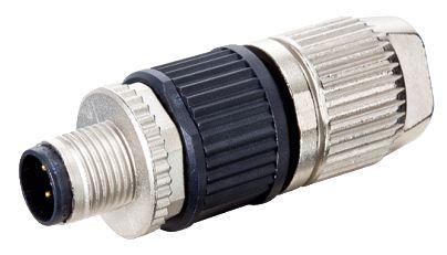 Murrelektronik Limited Murrelektronik Circular Connector, 5 contacts Cable Mount M12 Plug, IDC IP67