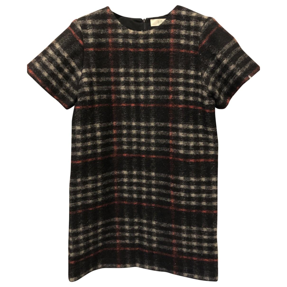 Vanessa Bruno Athe \N Multicolour Wool dress for Women 38 FR