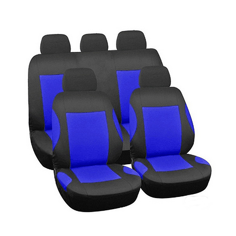 Reliable Quality Washable Water-proof Environment-friendly Cloth Universal Car Seat Covers
