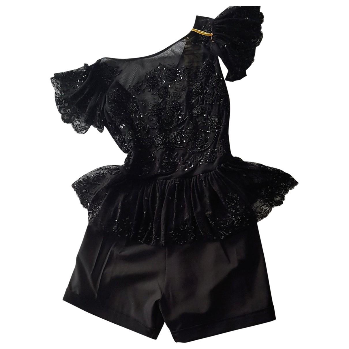 Aniye By \N Black Shorts for Women S International