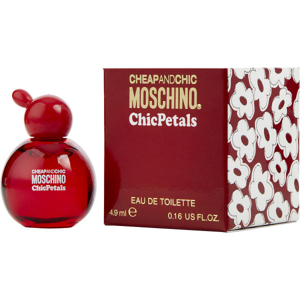 Moschino - Cheap & Chic Chic Petals : Eau de Toilette 4 ml