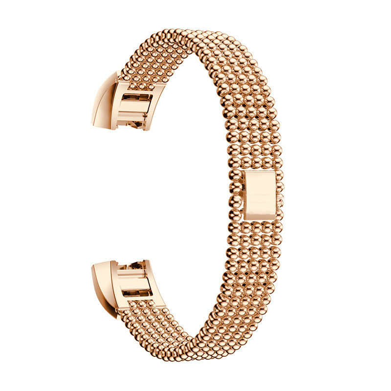 Stainless Steel Birthday Gift Classic Style Smart Wristbands