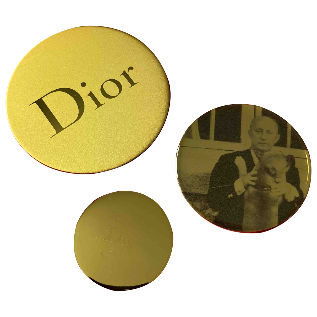 Dior \N Metal Pins & brooches for Women \N