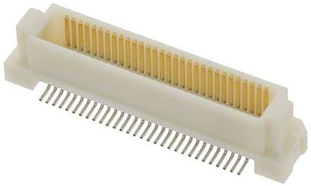 Hirose , FunctionMAX FX8C, 60 Way, 2 Row, Straight PCB Header