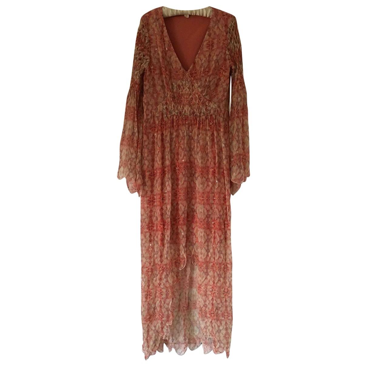 Maxi vestido Hoss Intropia