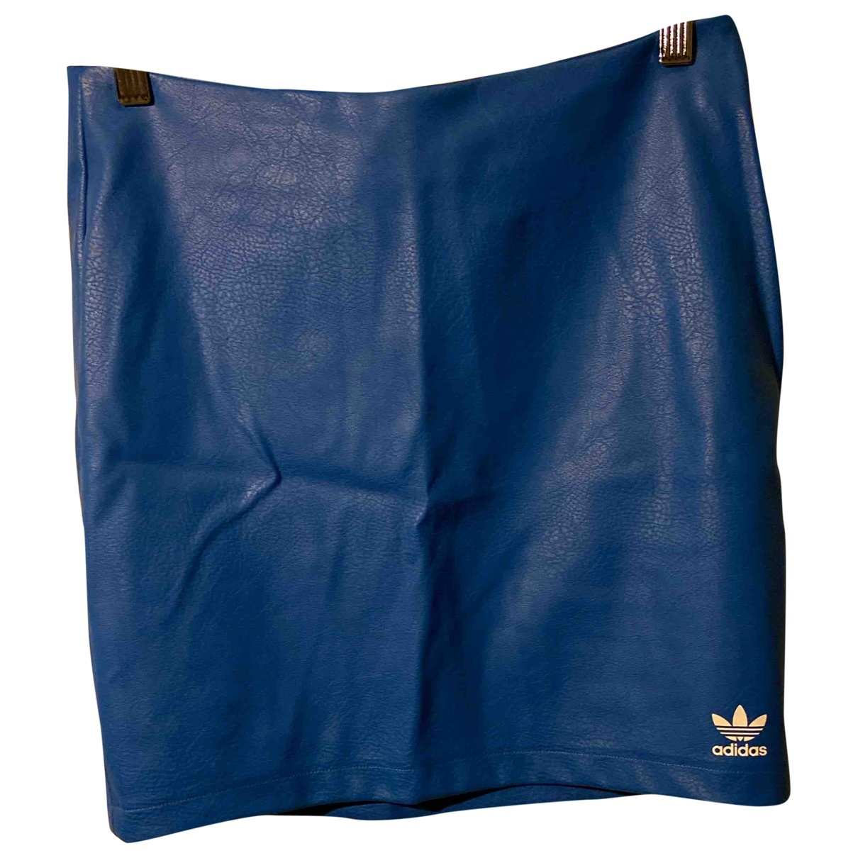 Adidas \N Blue skirt for Women 38 FR