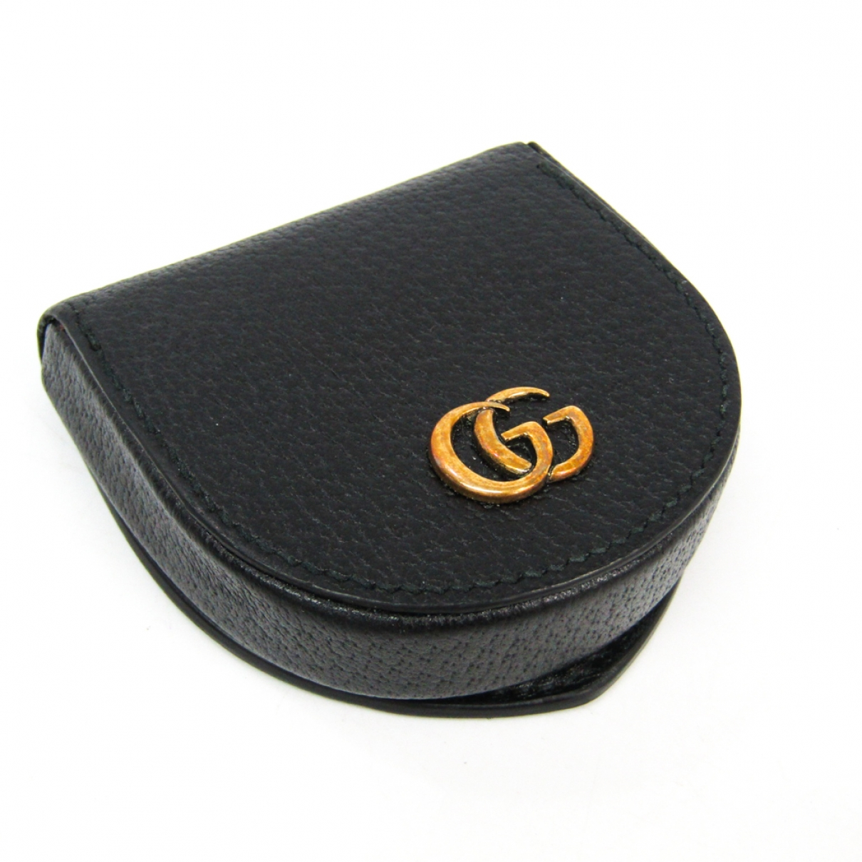 Gucci Marmont Black Leather wallet for Women \N