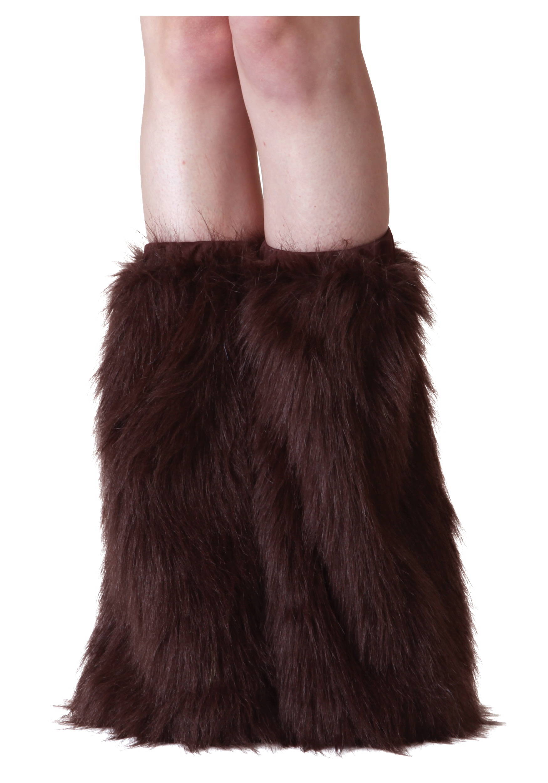 Adult Brown Furry Boot Covers | Furry Cosplay Costumes