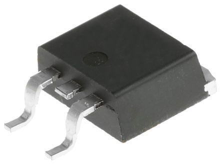 STMicroelectronics 80V 40A, Dual Schottky Diode, 3-Pin D2PAK STPS40SM80CG-TR (5)