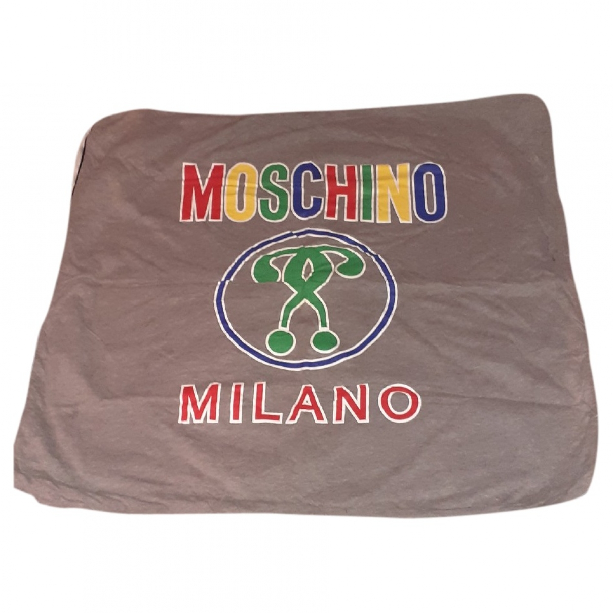 Moschino \N Multicolour Cotton bag & Pencil cases for Kids \N