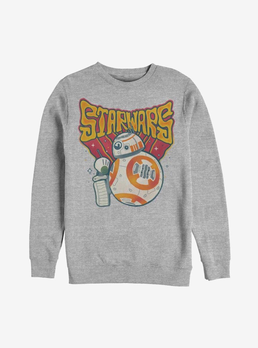 Star Wars Episode IX The Rise Of Skywalker Wobbly Sweatshirt