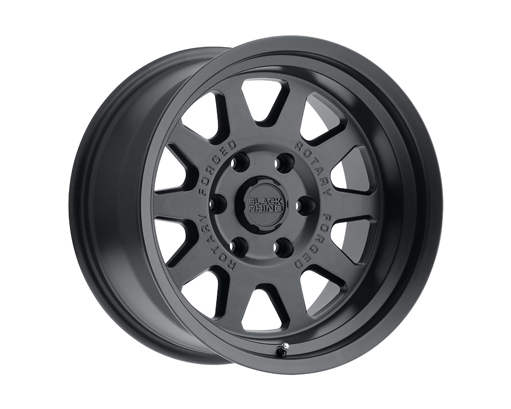 Black Rhino Stadium Wheel 20x9  6x139.7 12mm Matte Black