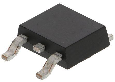 ROHM 2SAR586D3TL1 PNP Transistor, 5 A, -80 (Minimum) V, 3-Pin DPAK (10)