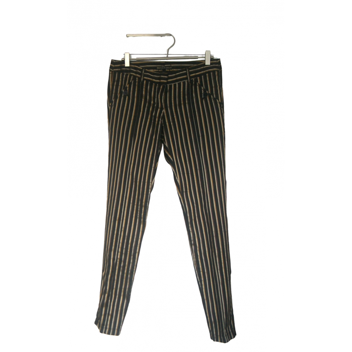 tophop \N Black Trousers for Women 38 FR