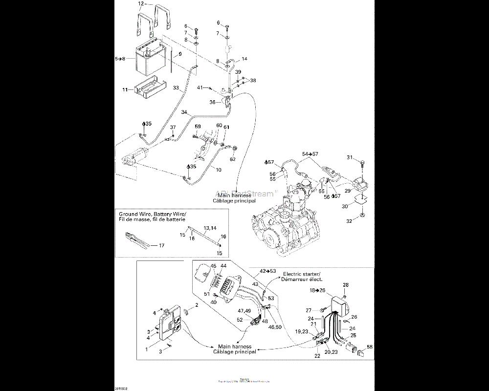 Can-AM OEM Female Terminal Housing (1 Circ.)