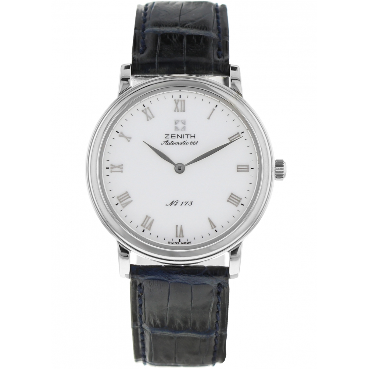 Zenith \N White White gold watch for Men \N