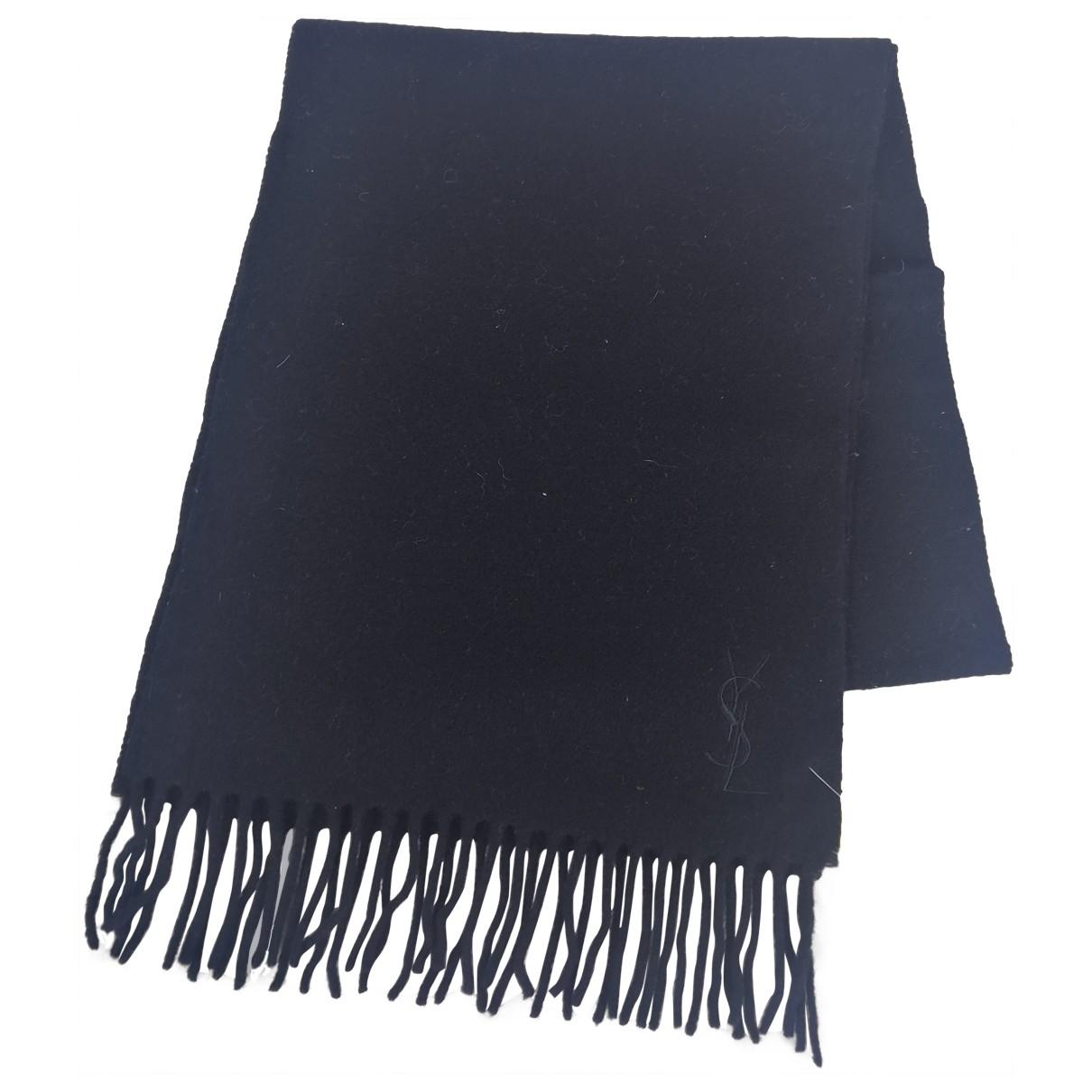 Yves Saint Laurent \N Wool scarf for Women \N