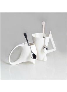 New Arrival Amazing Creative Ceramic Couple Mugs