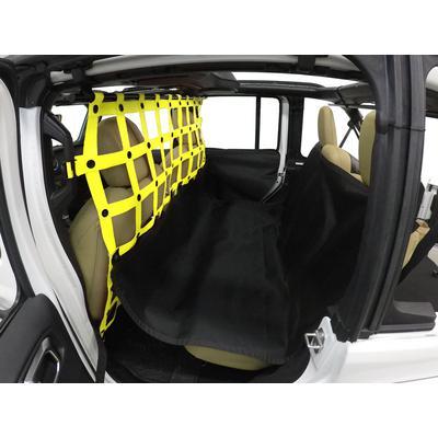 DirtyDog 4x4 Pet Divider with Hammock and Door Protectors (Yellow) - JL4PH18HYL