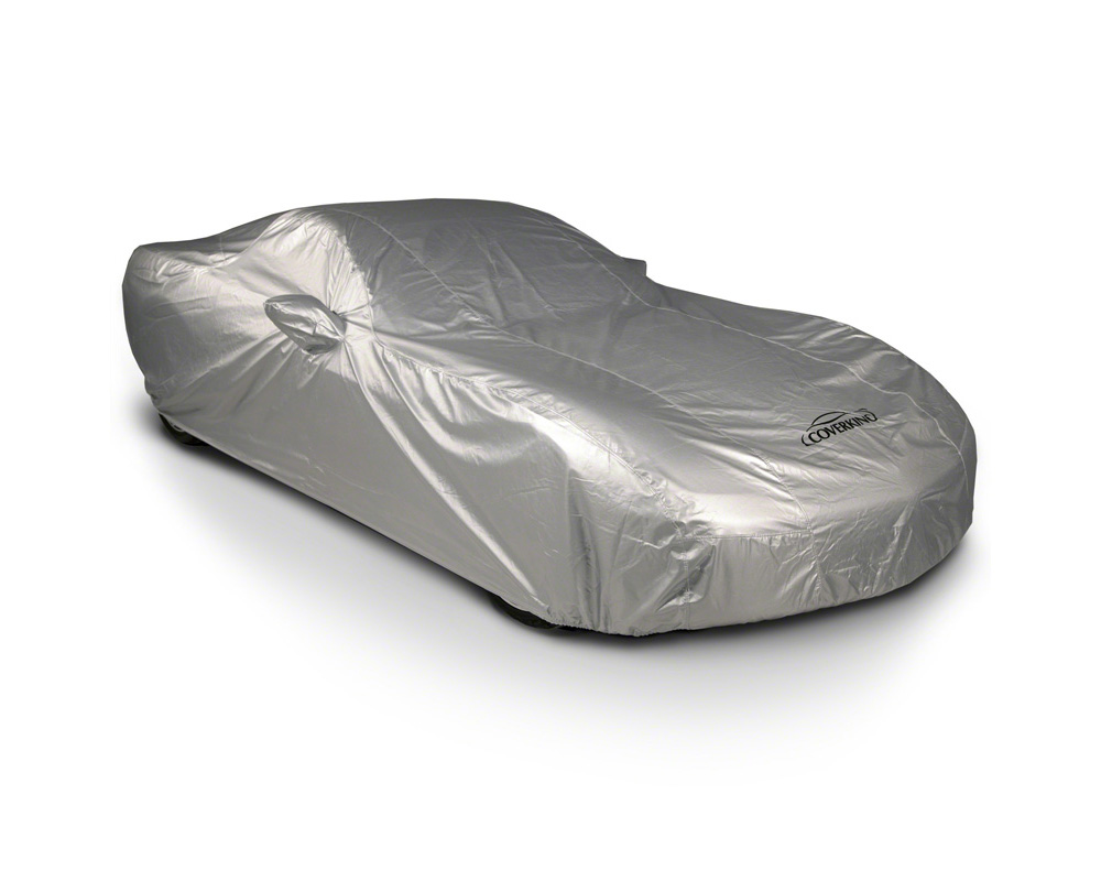 Coverking CVC3EP3TT9864 CVC3EP3 Silverguard Plus Custom Car Cover Toyota Prius V 15-17