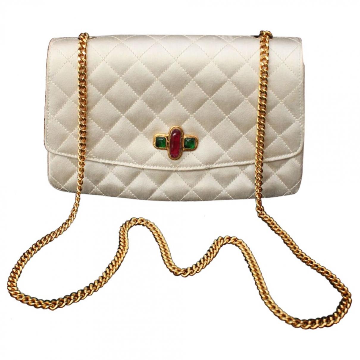 Chanel \N Silk handbag for Women \N