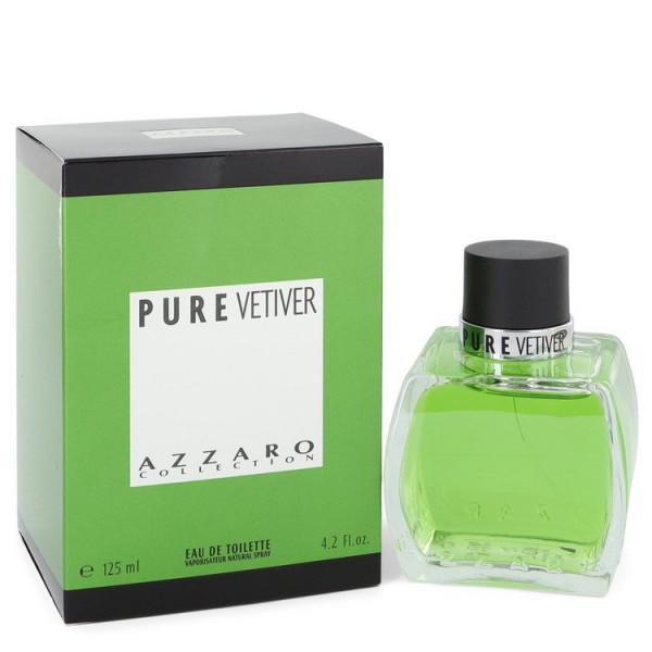 Loris Azzaro - Azzaro Pure Vetiver : Eau de Toilette Spray 4.2 Oz / 125 ml