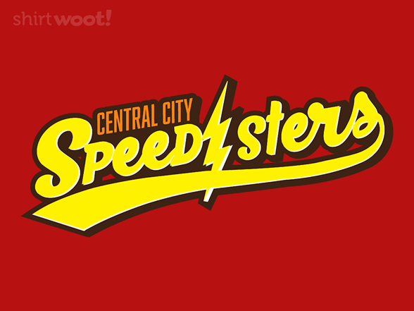 Central City Speedsters T Shirt