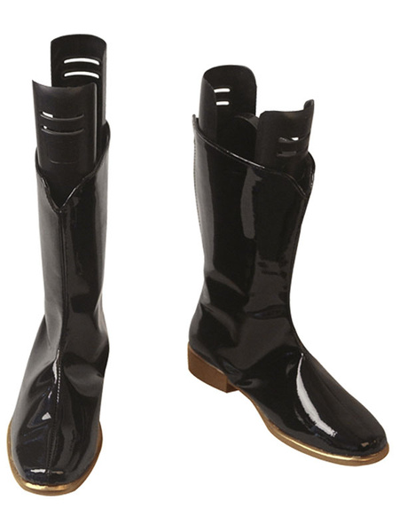 Milanoo Claude Von Regan Cosplay Boots Fire Emblem Three House Game Cosplay Shoes