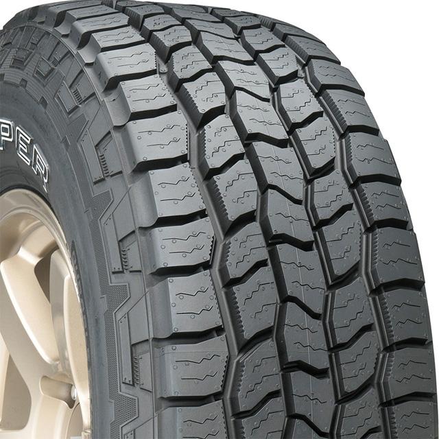 Cooper 90000032594 Discoverer AT3 LT Tire LT245 /70 R17 119S E1 OWL