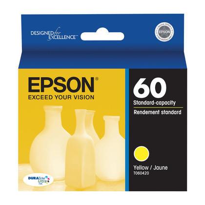 Epson T060420 cartouche d'encre originale jaune