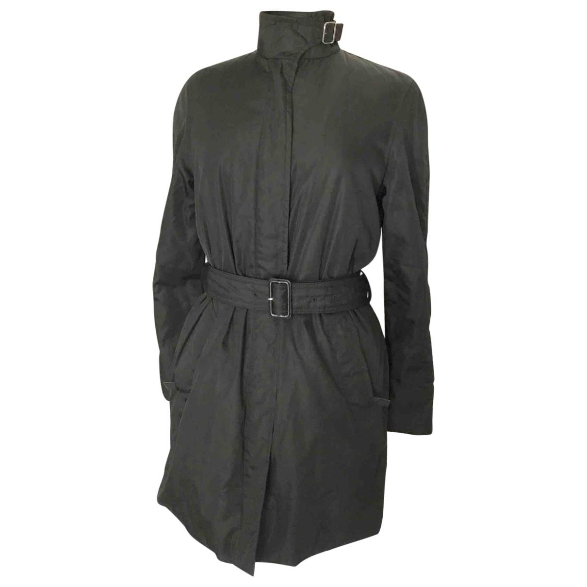 Prada \N Black coat for Women 38 FR
