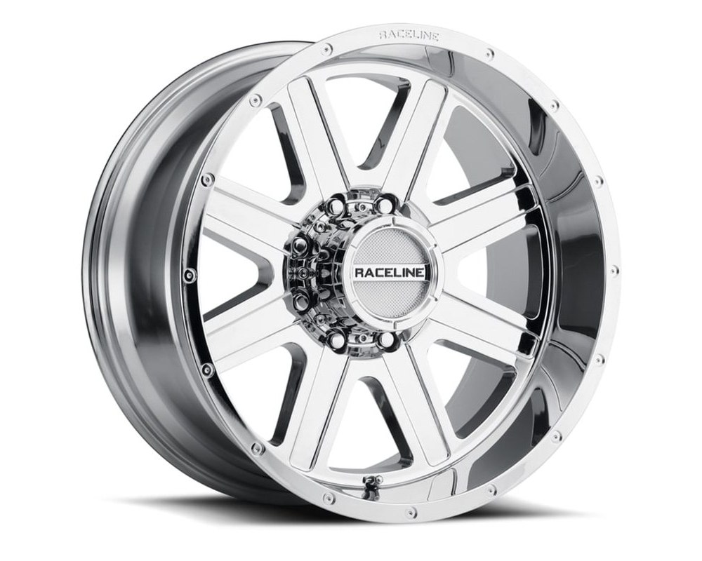Raceline 940C Hostage Chrome Wheel 20X10 6X139.7 -19mm