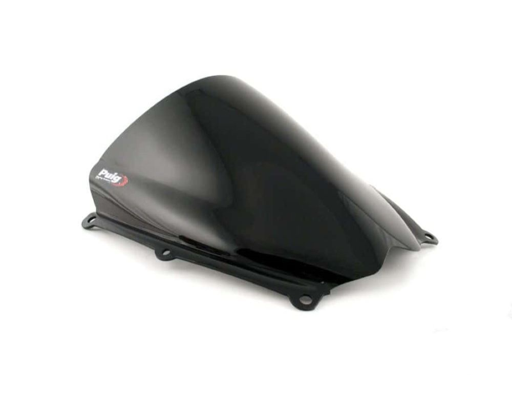 Puig 4363N Racing Windscreen - Black Suzuki GSX-R1000 2007