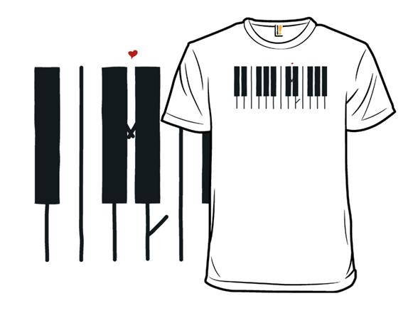 A Love Note T Shirt