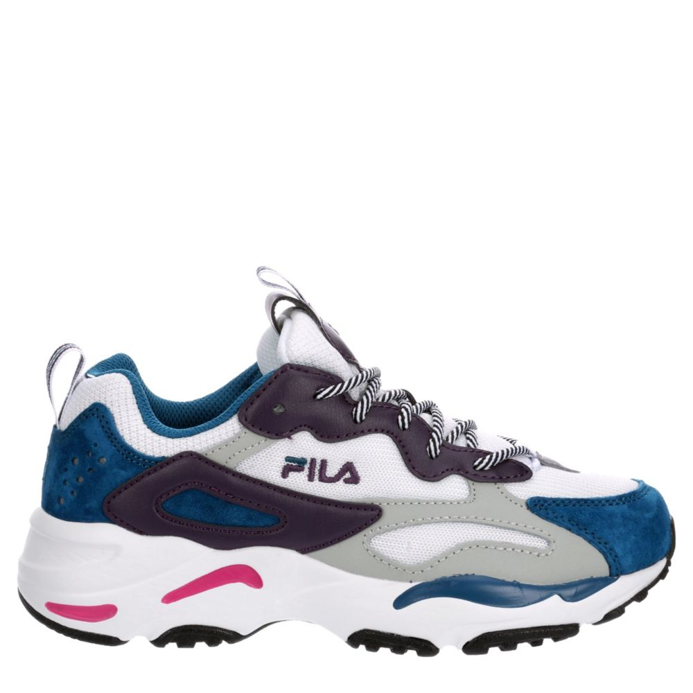 Fila Womens Ray Tracer Shoes Sneakers