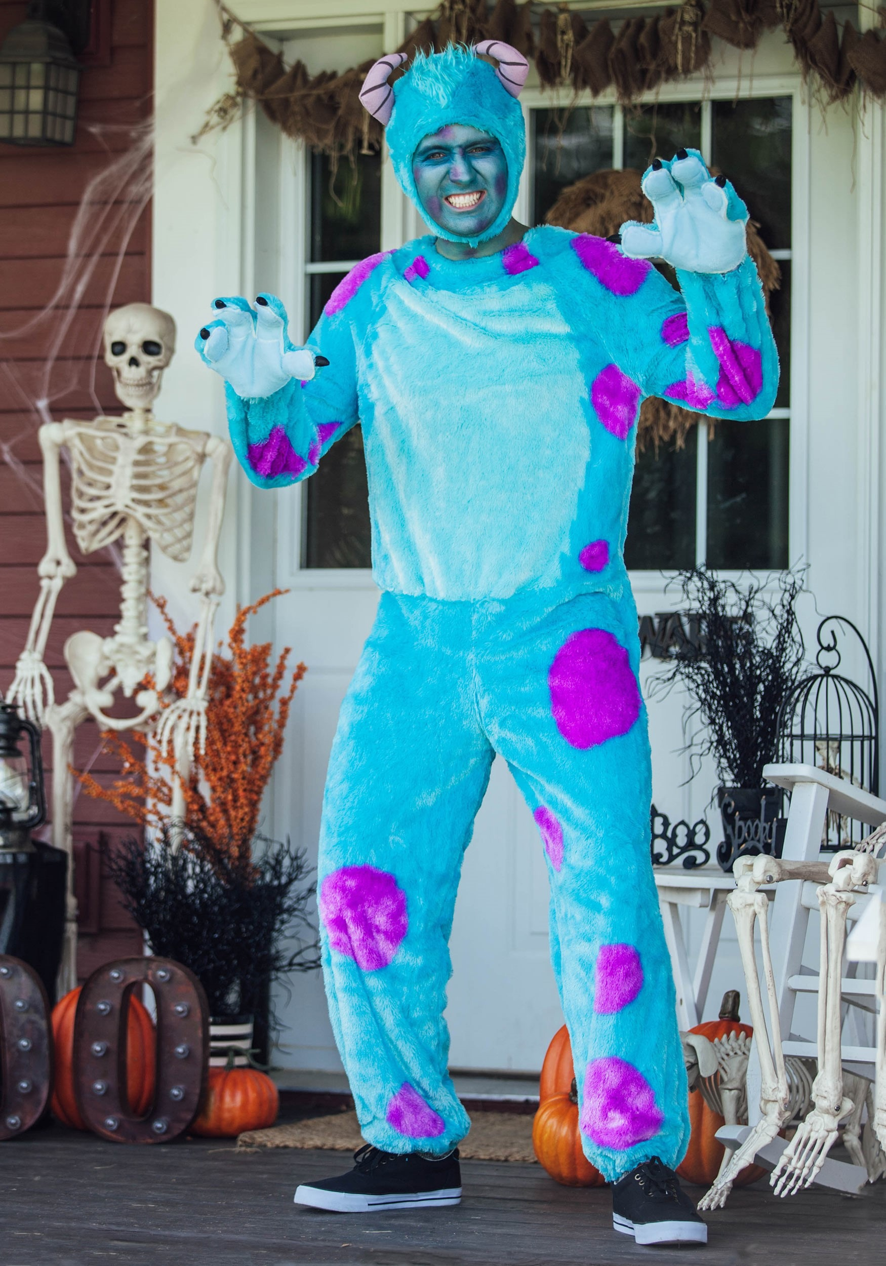 Adult Sulley Costume