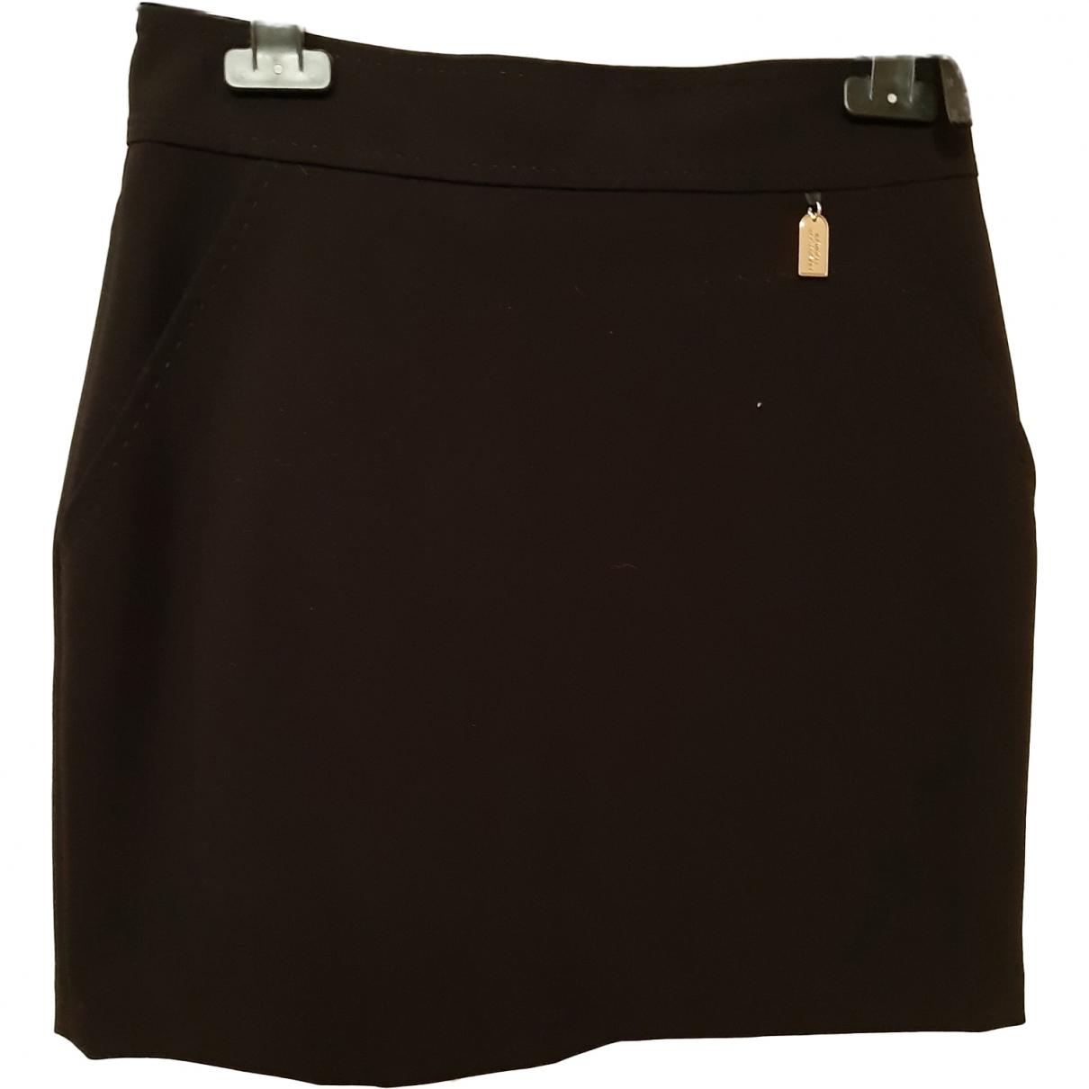 Elisabetta Franchi \N Black skirt for Women 42 FR