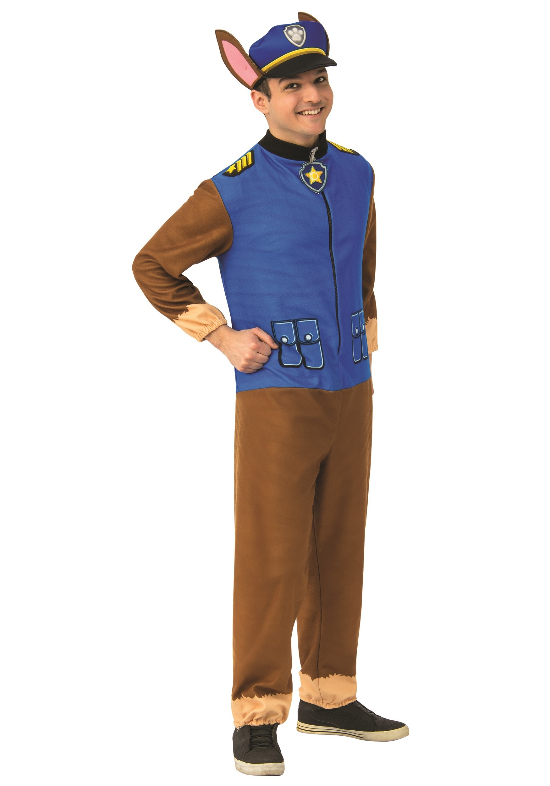Paw Patrol Chase Jumpsuit for Adults