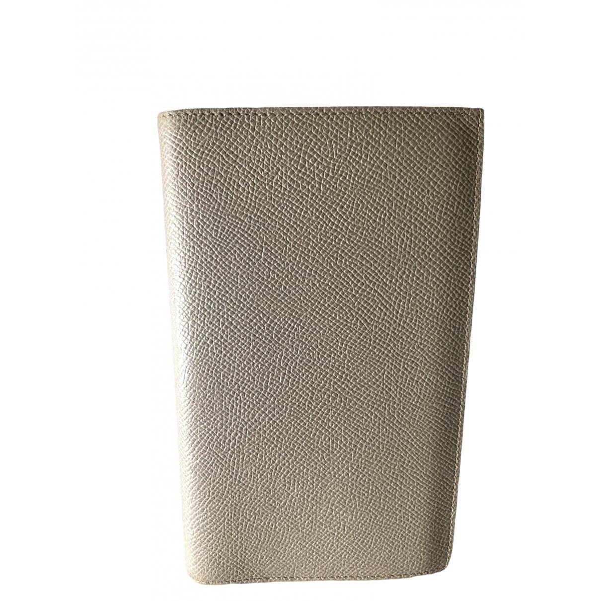 Hermès \N Leather Home decor for Life & Living \N