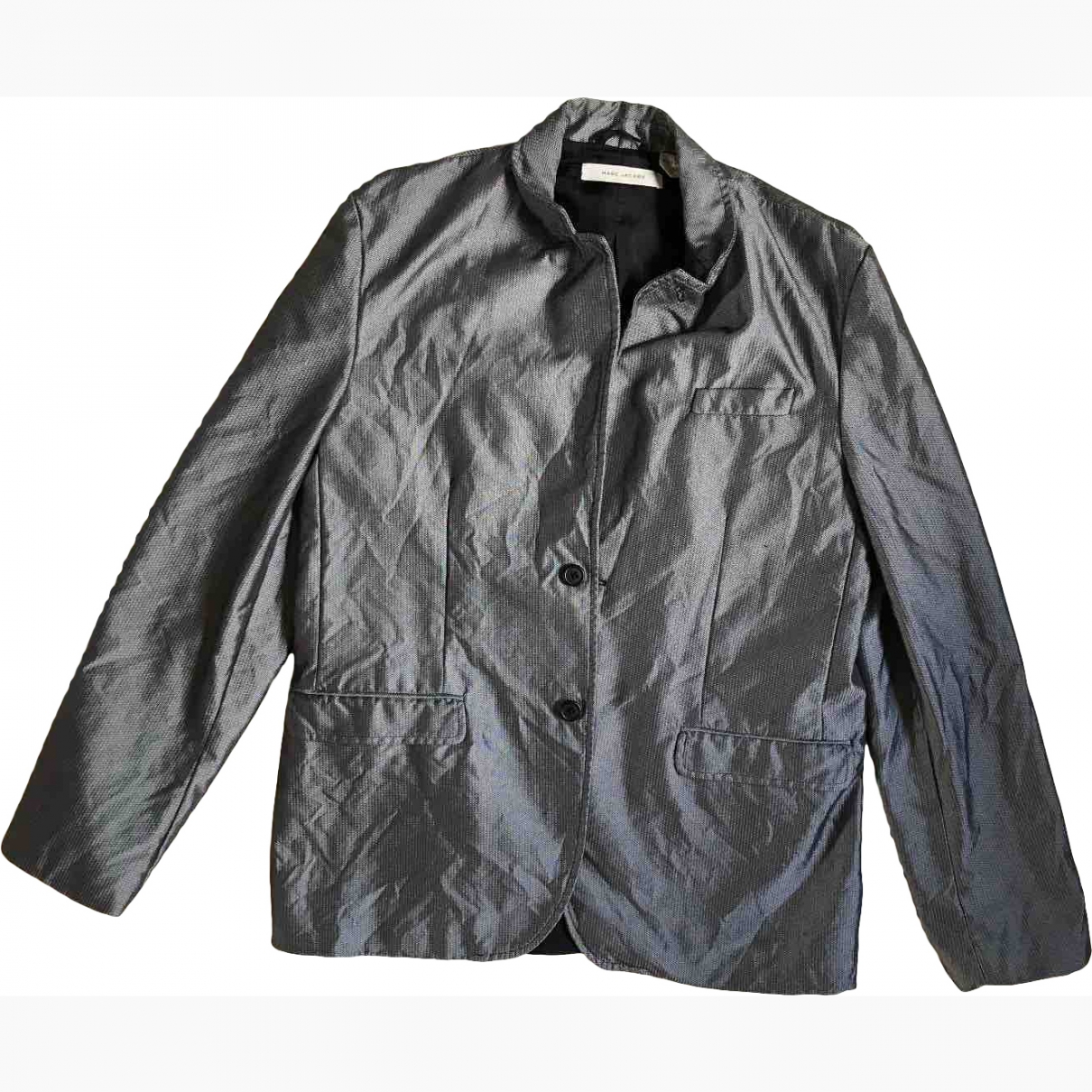 Marc Jacobs \N Silver Suits for Men M International