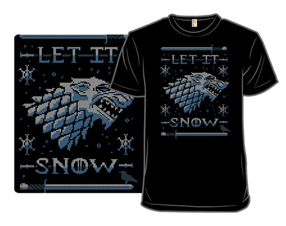 Let It Snow T Shirt