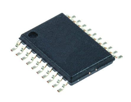 Texas Instruments TPS76733QPWP, LDO Regulator, 1A, 3.3 V, ±2% 20-Pin, HTSSOP (5)