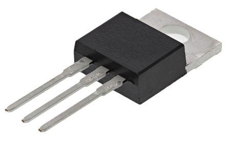 Fagor Electronica FT2514MH TU 25A, 600V, TRIAC, Gate Trigger 1.3V 35mA, 3-pin, Through Hole, TO-220AB (10)