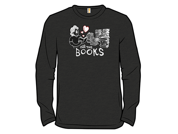 All The Books T Shirt