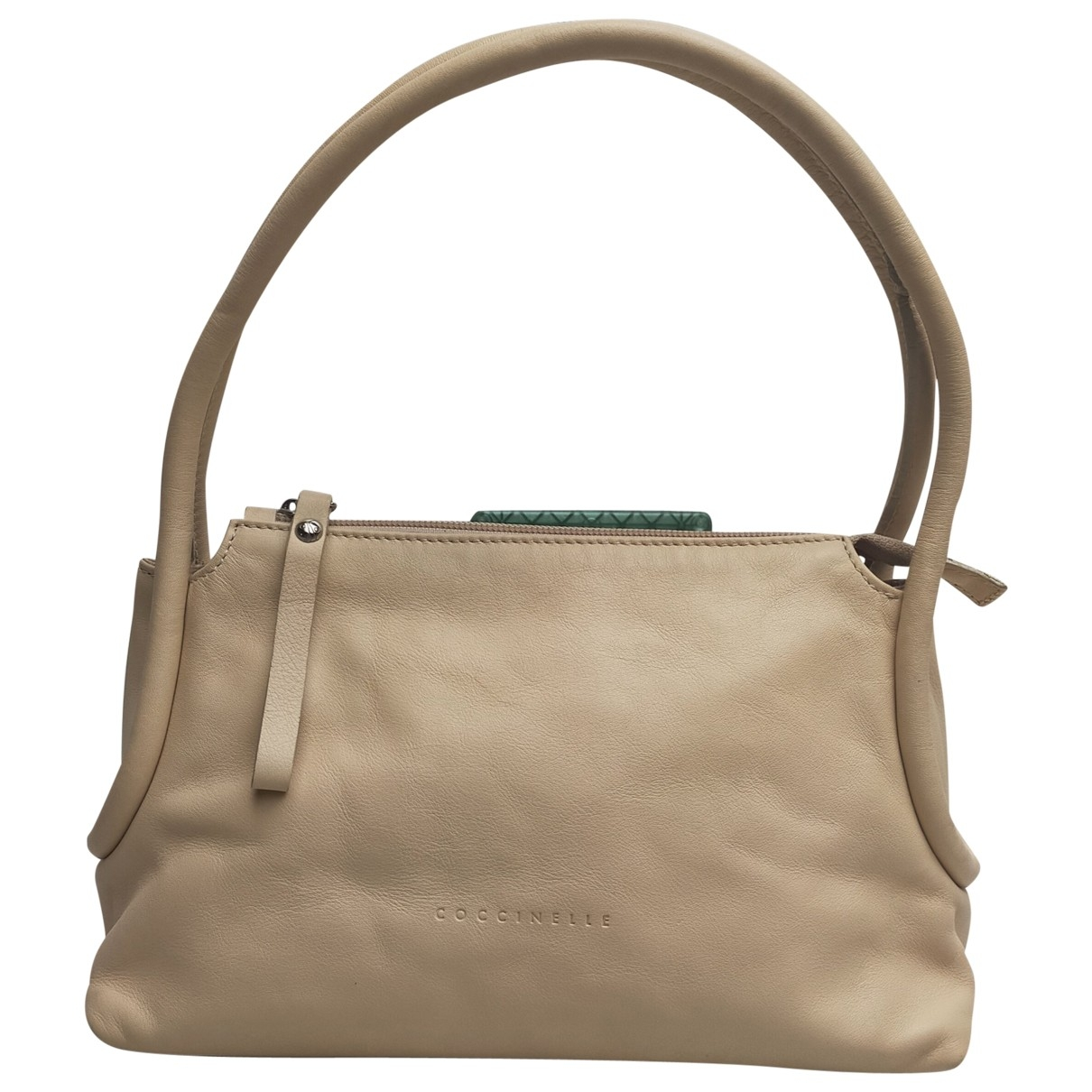 Coccinelle \N Leather handbag for Women \N